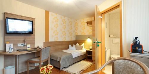 Superior Einzelzimmer im Hotel Pension Stern Bad Buchau