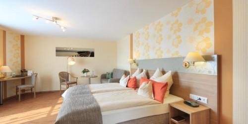 Premium Doppelzimmer im Hotel Pension Stern Bad Buchau