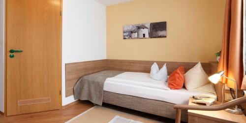 Komfort Einzelzimmer im Hotel Pension Stern Bad Buchau