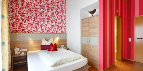 Premium Einzelzimmer im Hotel Pension Stern Bad Bucha