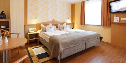 Superior Doppelzimmer im Hotel Pension Stern Bad Buchau