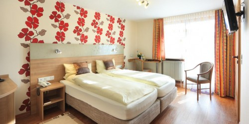 Superior Doppelzimmer im Hotel Pension Stern